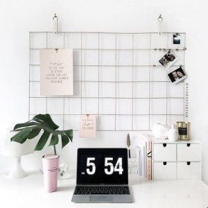 GRADE MEMORY BOARD - HOME OFFICE 30X30