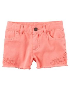 Shorts Denin Carter´s    9 meses