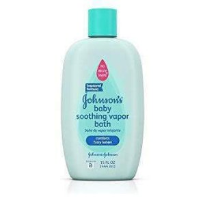 johnson´s Baby Soothing Vapor Bath