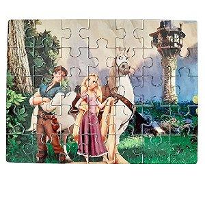 Quebra-Cabeça Personalizado com Foto com 35 Peças dimensões 18 x 14 cm