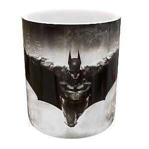 Caneca Personalizada Batman de Cerâmica Branca 325 ml