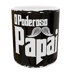 Caneca Personalizada O Poderoso Papai