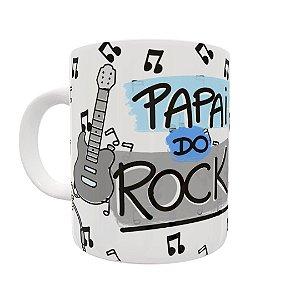 Caneca Dia dos Pais – Papai do Rock