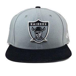 Boné New Era 950 Snapback Oakland Raiders