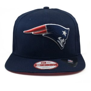 Boné New Era 950 Snapback Super Bowl New England Patriots Marinho