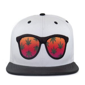 Boné  Other Culture Snapback Glass