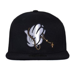 Boné Snapback Other Culture Golden Pray