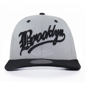Boné Snapback Other Culture Brooklyn Aba Curva