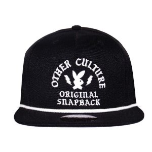 Boné  Other Culture Snapback Bunny