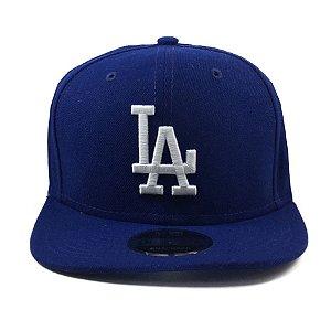 Boné New Era 9Fifty Snapback Los Angeles Dodgers Royal
