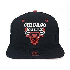 Boné New Era 950 Snapback Chicago Bulls