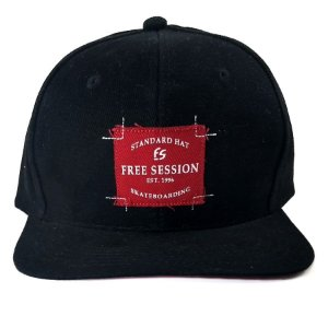 Boné  Free Session Snapback Skateboarding Standart Hat