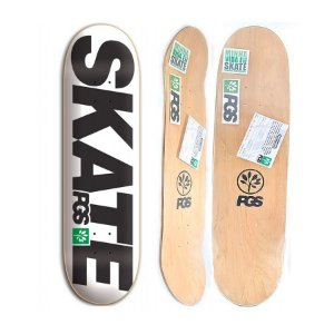 Shape Progress Skate Branco 8.0