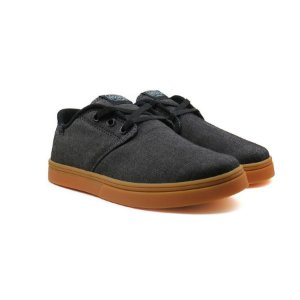 Tênis Hocks Del Mar Originals Denim Black