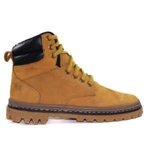 Bota Mad Bull Tracker High Mostarda