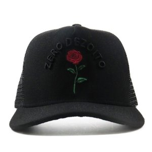 Boné Snapback Zero 18 Aba Curva Rose