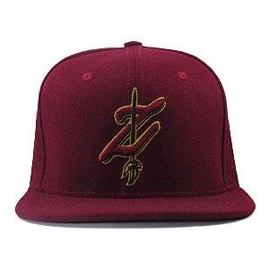 Boné Snapback Zero18 Aba Reta Cleveland Cavaliers