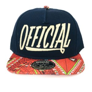 Boné Official Snapback First T