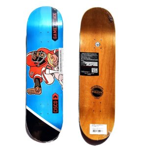 Shape de Skate Cisco Premium Football 8.5