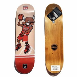 Shape de Skate Cisco Premium Basquetball 8.0