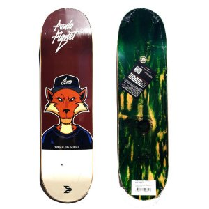Shape de Skate Cisco Maple Fox Piquet