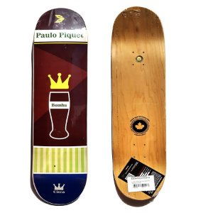 Shape de Skate Cisco Maple Bomba Piquet 8.0