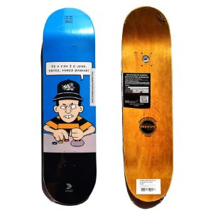 Shape de Skate Cisco Premium Makes no Jogo 8,125