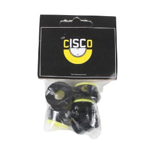 Amortecedor Cisco Poliuretano Fundido Conico 9,5mm