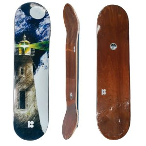 Shape Plan B Maple Pj Ladd Light House 8.12 - Giro Boards