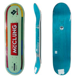 Shape Para Skate Plan B Maple Macclung Parking 8.25