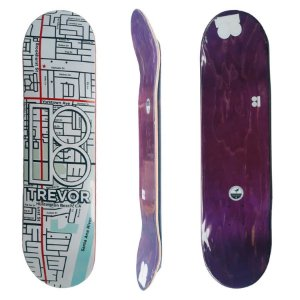 Shape Para Skate Maple Plan B Trevor Neigbors 8.12