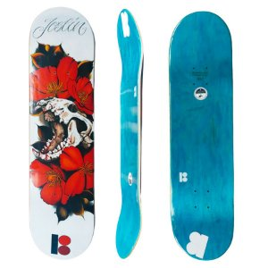 Shape Para Skate Maple Plan B Joslin Fóssil 8.12