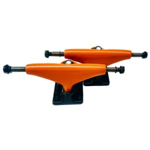 Truck Cisco Skate 129mm Preto/Laranja