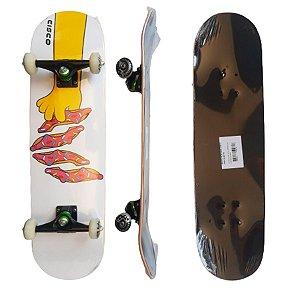 Skate Montado Profissional Cisco Dunuts 7.75  - Abec 7