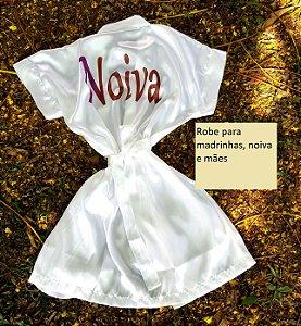 Robe para Noivas, Madrinhas e Mães