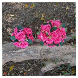 Buquê de Noiva + Buquê dama - Pink