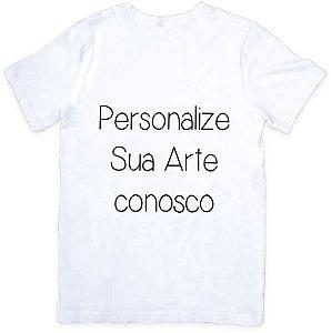Camiseta Monte Sua Arte