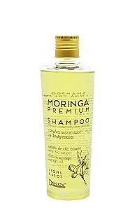 Shampoo Moringa Premium 250 mL Hidratação Profunda