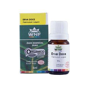 Óleo essencial de erva doce- funcho doce-  5 ml