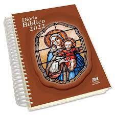 Diário Bíblico 2022 - Espiral Maria
