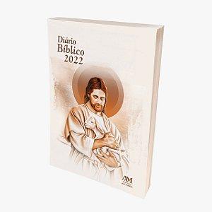 Diário Bíblico 2022 - Brochura Jesus