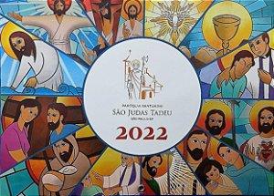 Calendário São Judas Tadeu 2022
