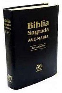 Bíblia Sagrada Ave Maria Letra Grande