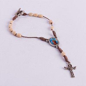 Dezena São Judas - Plástico com cordão