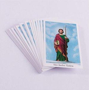 Oração de São Judas Tadeu - 100 unidades