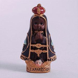 Imagem de Nossa Senhora Aparecida - Resina 8cm