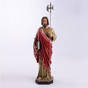 Imagem de São Judas Tadeu - Gesso - 40cm