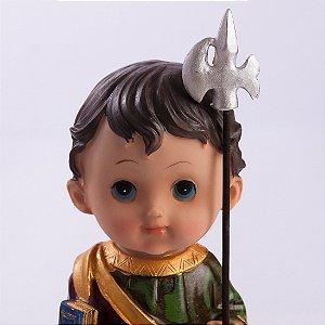 Imagem de São Judas Tadeu - Resina Infantil - 15cm