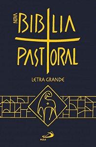 Nova Bíblia Pastoral - Letra Grande