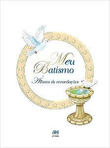 Meu Batismo - Álbum De Recordações